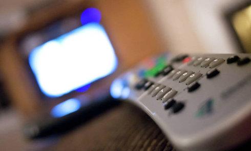 Телевизионный пульт. Архивное фото