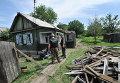 Ситуация в российском городке Донецк Ростовской области. Архивное фото