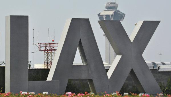 Международный аэропорт Лос-Анджелеса, архивное фото