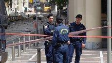 Полиция Греции. Архивное фото