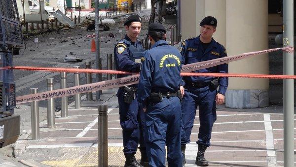Милиция Греции нашла посылки совзрывчаткой, адресованные политикамЕС
