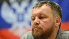 Вице-премьер ДНР Андрей Пургин