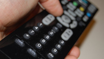 Пульт управления от телевизора