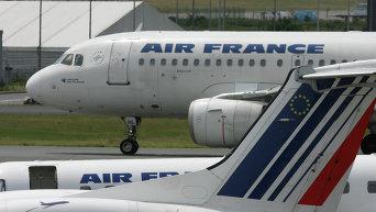 Пассажирские лайнеры Air France