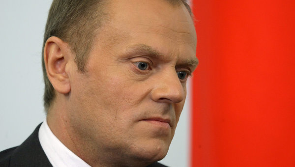 Премьер Польши Дональд Туск