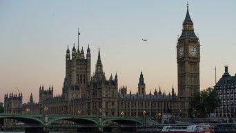 Лондон. Вестминстерское Аббатство и Биг Бен