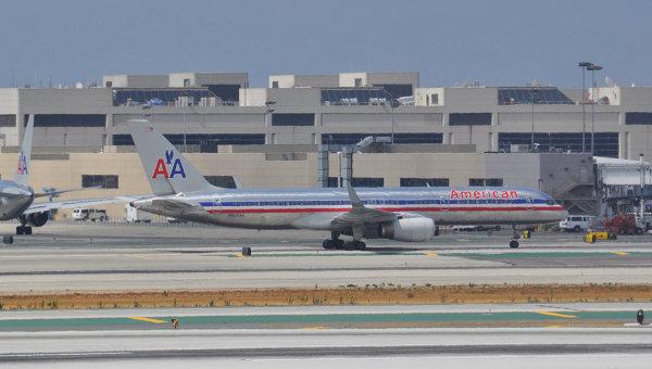 Боинг-757 American Airlines (Американские авиалинии)