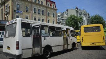 Маршрутный транспорт