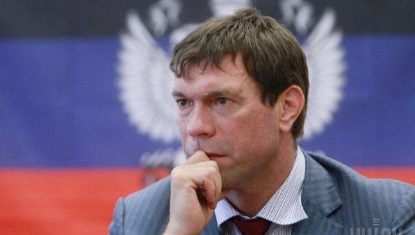 Лидер движения Юго-Восток Олег Царев