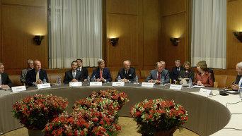 Переговоры по ядерной программе Ирана в Женеве. Архивное фото