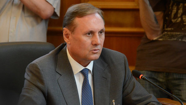 Александр Ефремов - лидер фракции Партии регионов
