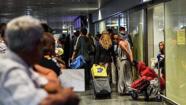 Аэропорт Борисполь заказал ужителей российской федерации детекторов взрывчатки на4 млн грн