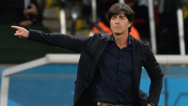 Главный тренер сборной Германии Йоахим Лев. Архивное фото