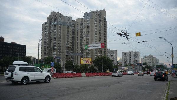 ВКиеве исчезнет проспект Победы