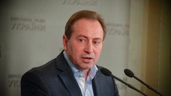 Николай Томенко. Архивное фото