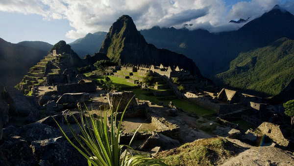 В Перу. Архивное фото