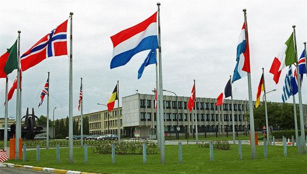 Штаб-квартира НАТО в Брюсселе