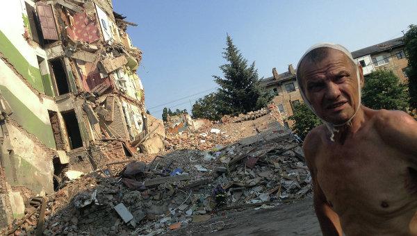 Последние новости с донецка луганска