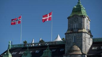 Норвегия - Осло