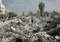 Вооруженный конфликт между Израилем и Палестиной. Архивное фото