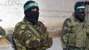 Представители ХАМАС. Архивное фото