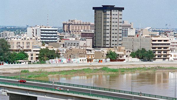 Город Багдад