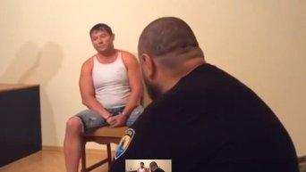 Допрос мэра Стаханова Юрия Борисова. Видео