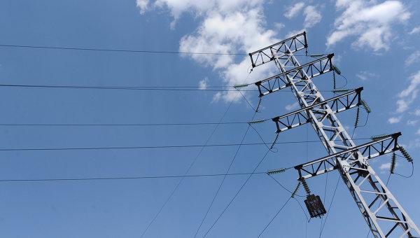Линии электропередачи
