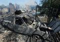 Ситуация в Горловке Донецкой области