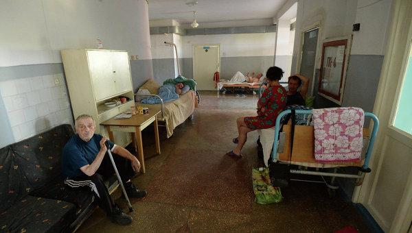 ООН: 586 тыс. граждан Донбасса оказались без пенсий исоцвыплат