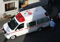 Машина скорой помощи в Японии