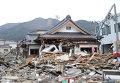 После землетрясения и цунами в Японии в 2011 году