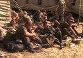 Украинские военные попросили убежища в РФ. Снимок с видео