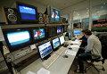 Работа телекомпании. Архивное фото
