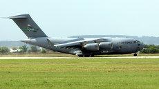Самолет С-17 ВВС США. Архивное фото