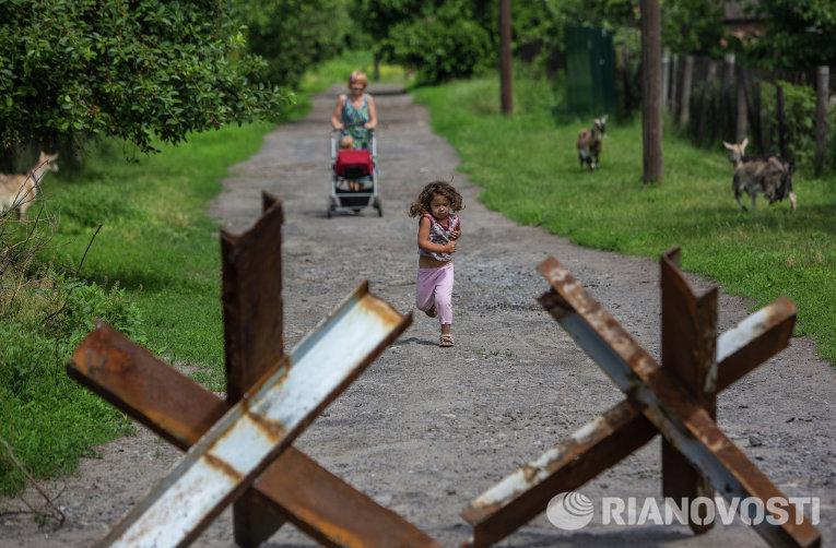 Ситуация в Донецкой области. Архив