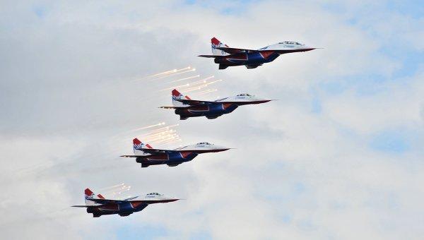 ВВС России. Архивное фото