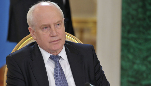 Председатель Исполнительного комитета – исполнительный секретарь СНГ Сергей Лебедев