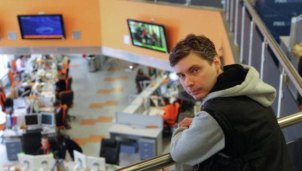 Фотограф МИА Россия сегодня Андрей Стенин. Архивное фото