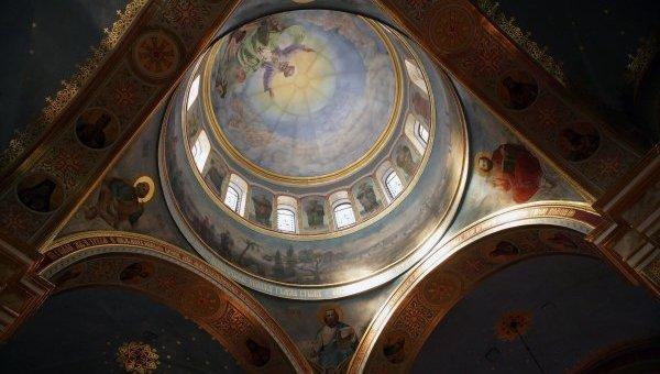 Церковь УПЦ