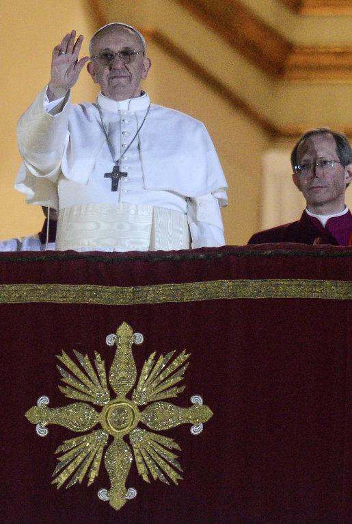 Новый папа римский: сын иммигрантов и первый франциск риа но.
