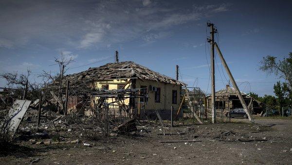 ВЛуганской области пропали три человека, милиция допускает ихзахват ДРГ боевиков