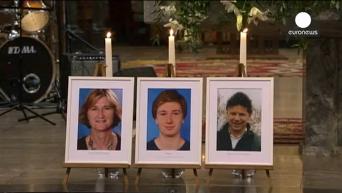 Голландия вспоминает жертв авиакатастрофы Боинга под Донецком