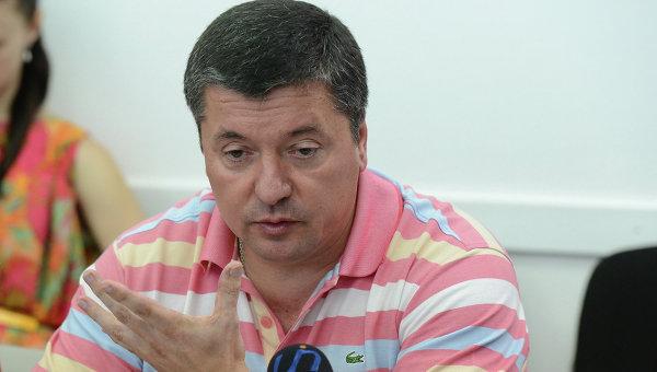 Политолог Виталий Бала