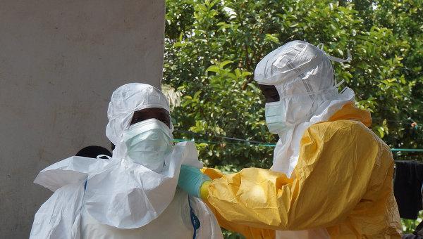 Ситуация с лихорадкой Эбола в Африке. Архивное фото