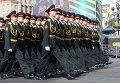 Парад ВСУ. Архивное фото