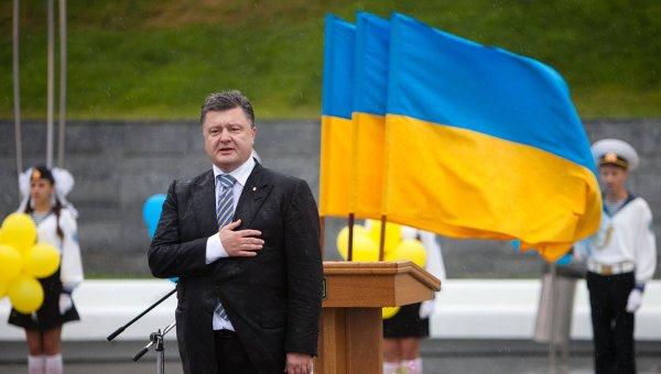 П. Порошенко прибыл в Одессу, чтобы поздравить одесситов с Днем Независимости