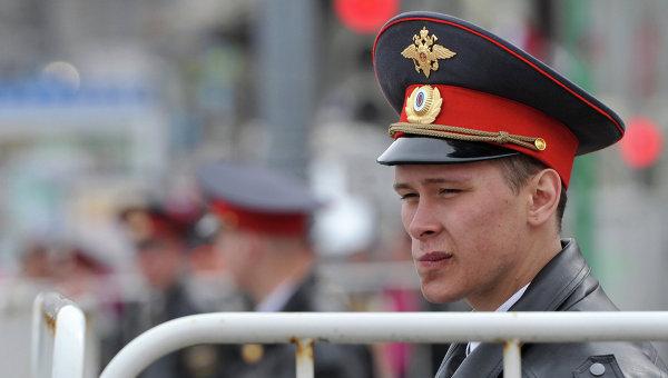 Полиция России. Архивное фото