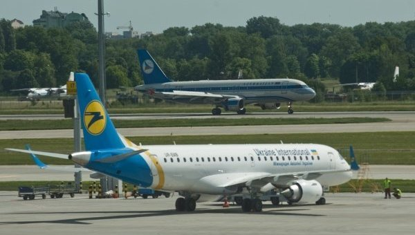 Самолеты авиакомпании МАУ