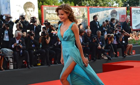 Открытие 71-го Венецианского кинофестиваля